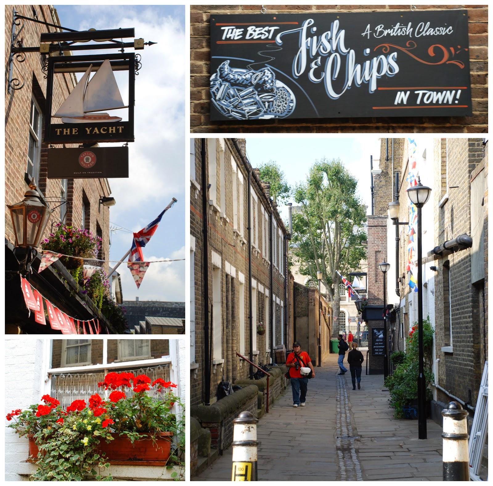 Crane Street, Greenwich