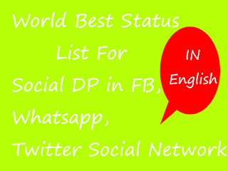 World Top Status List for FB DP