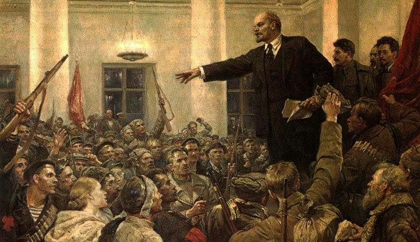 Η Επανάσταση του Οκτώβρη 1917