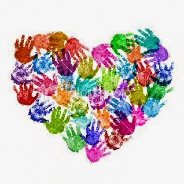 Ondeugende Spruit handen voeten schilderen