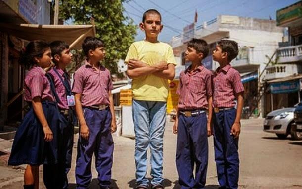 Anak Super...Karan Singh, Anak Umur Lima tahun dengan Tinggi 167 cm