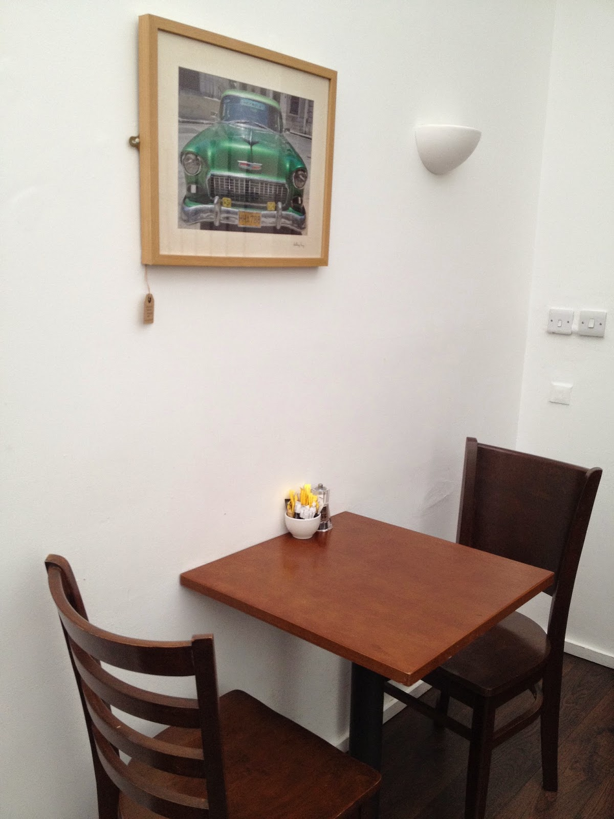 The Fry up Inspector: Expresso Cafe - Norwich