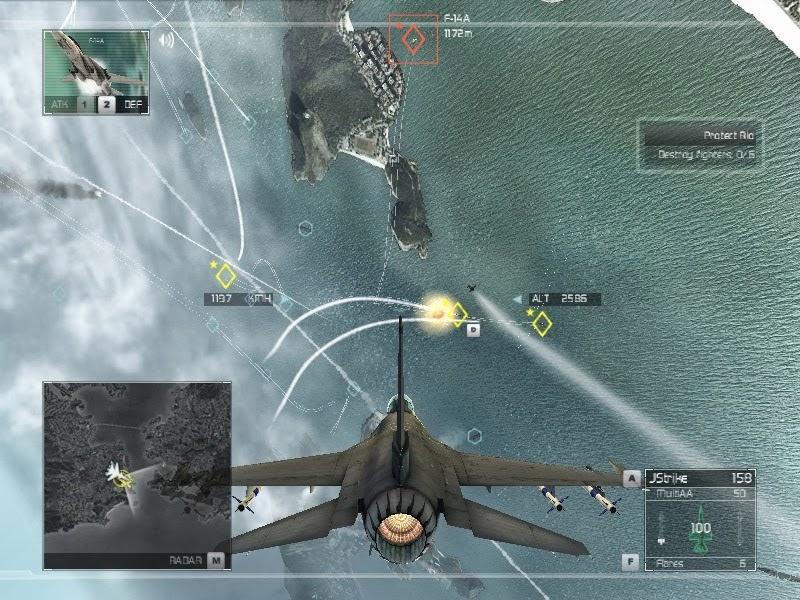Tom Clancy's HAWX Demo Download - games.softpedia.com