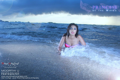 Natasha Hot Picture - Princess of the waves