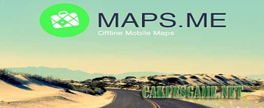 MAPS.ME–Offline Maps & Routing v5.1.4 Full Apk