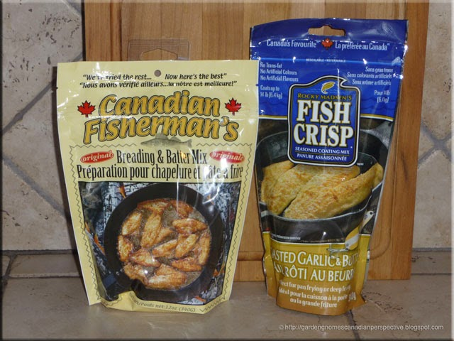 Canadian fish coating