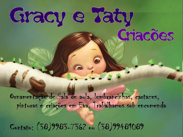 blog gracy e taty criações