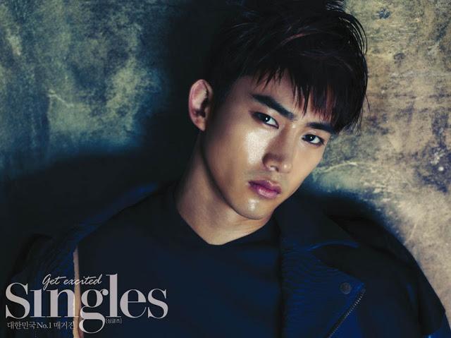 2PM , kim jae wook