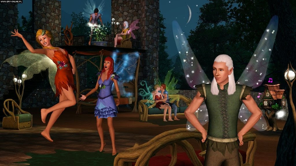 The Sims 3 (Deluxe Edition) Free Download