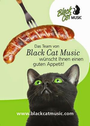 black cat music black cat backs bangers in berlin. Black Bedroom Furniture Sets. Home Design Ideas