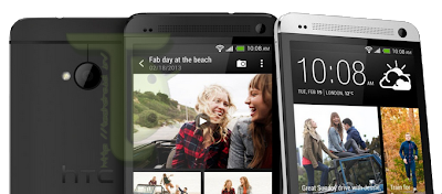 HTC One Official Images