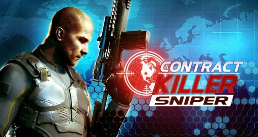 Contract Killer 3 Sniper Apk Mod +Data (Invincible, Unlimited Ammo)