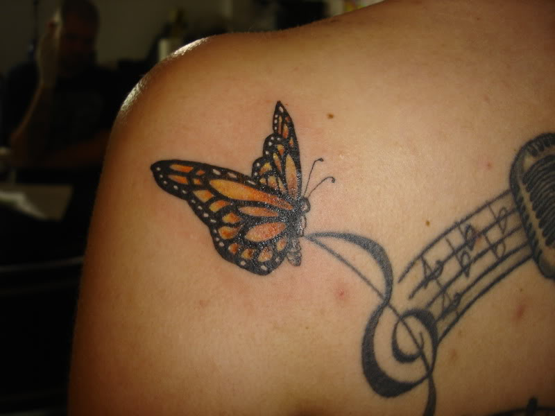 Make tatttoos design butterfly tattoo art for Butterfly tattoos gallery