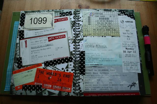 smashbook tickets derren brown andrew mcmahon scrapbook