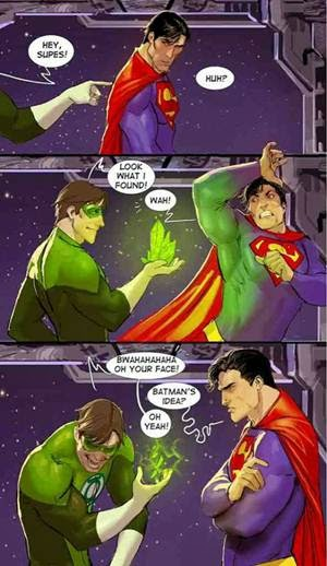 superman-trolled-by-green-lantern-with-batman's-idea