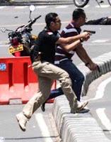polisi ganteng teror isis jakarta sarinah-thamrin