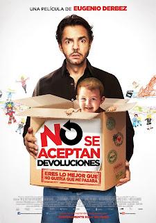No se aceptan devoluciones (Hombre de piedra) 2013