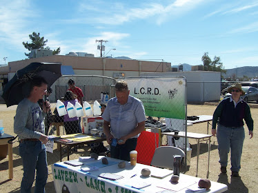 The LCRD at the 59th Annual Laveen Pit BBQ
