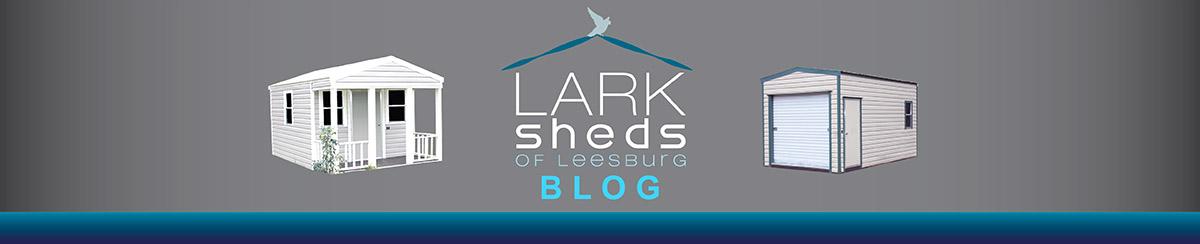 Lark Sheds Leesburg Blog