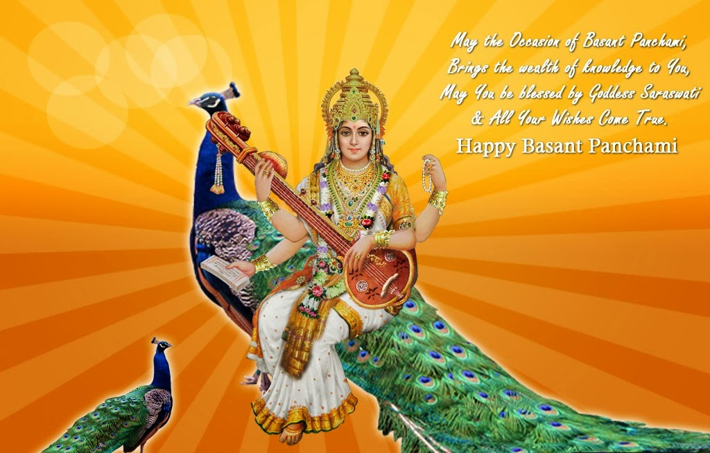 Best Happy Vasant Panchami Wishes HD Images for free download