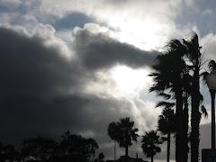A storm a comin...