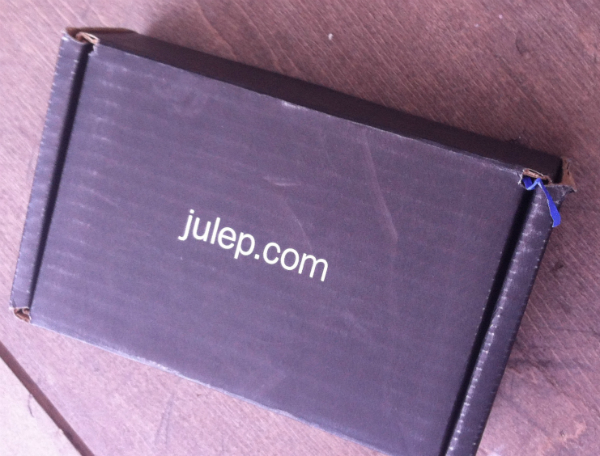 "Julep Maven Nail Polish Monthly Subscription Box Review - September 2012 ""Classic with a Twist"""