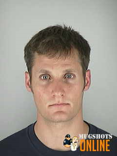 "Drunk brother of Nora ""Molly Holly"" Greenwald (WWE) - Luke Greenwald MN Mugshot 04/25/2004"