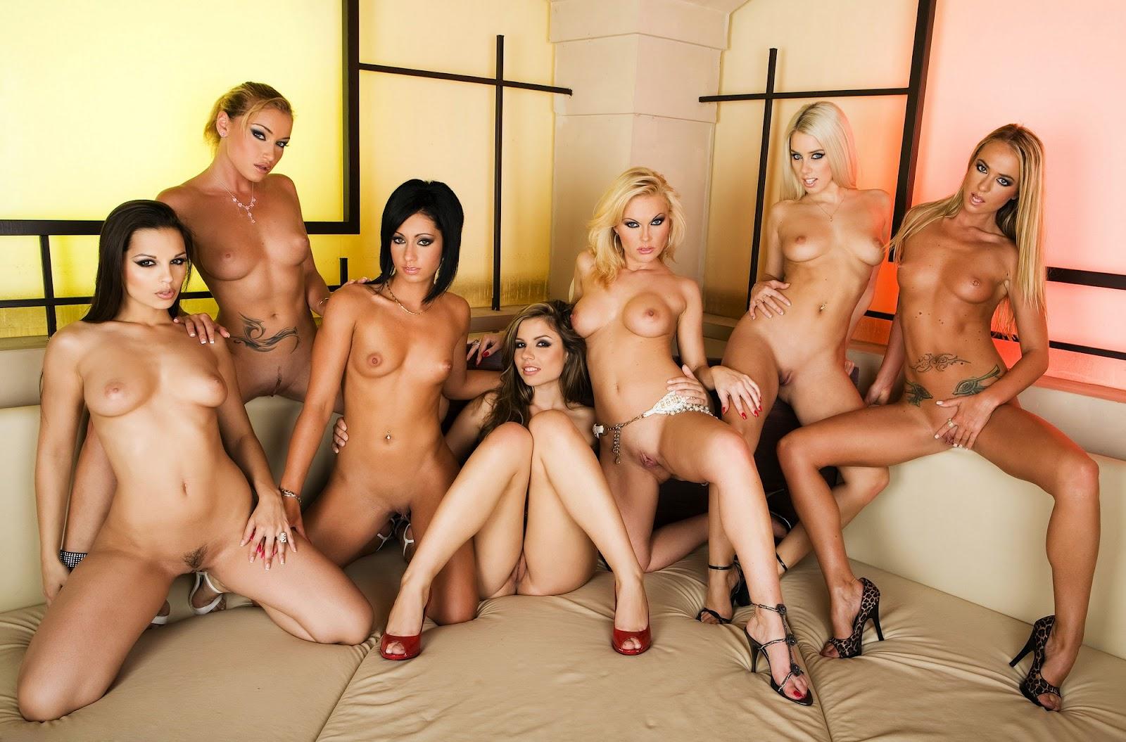 Новые Секс Голые Девушки