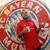 Arturo Vidal foi apresentado no Bayern