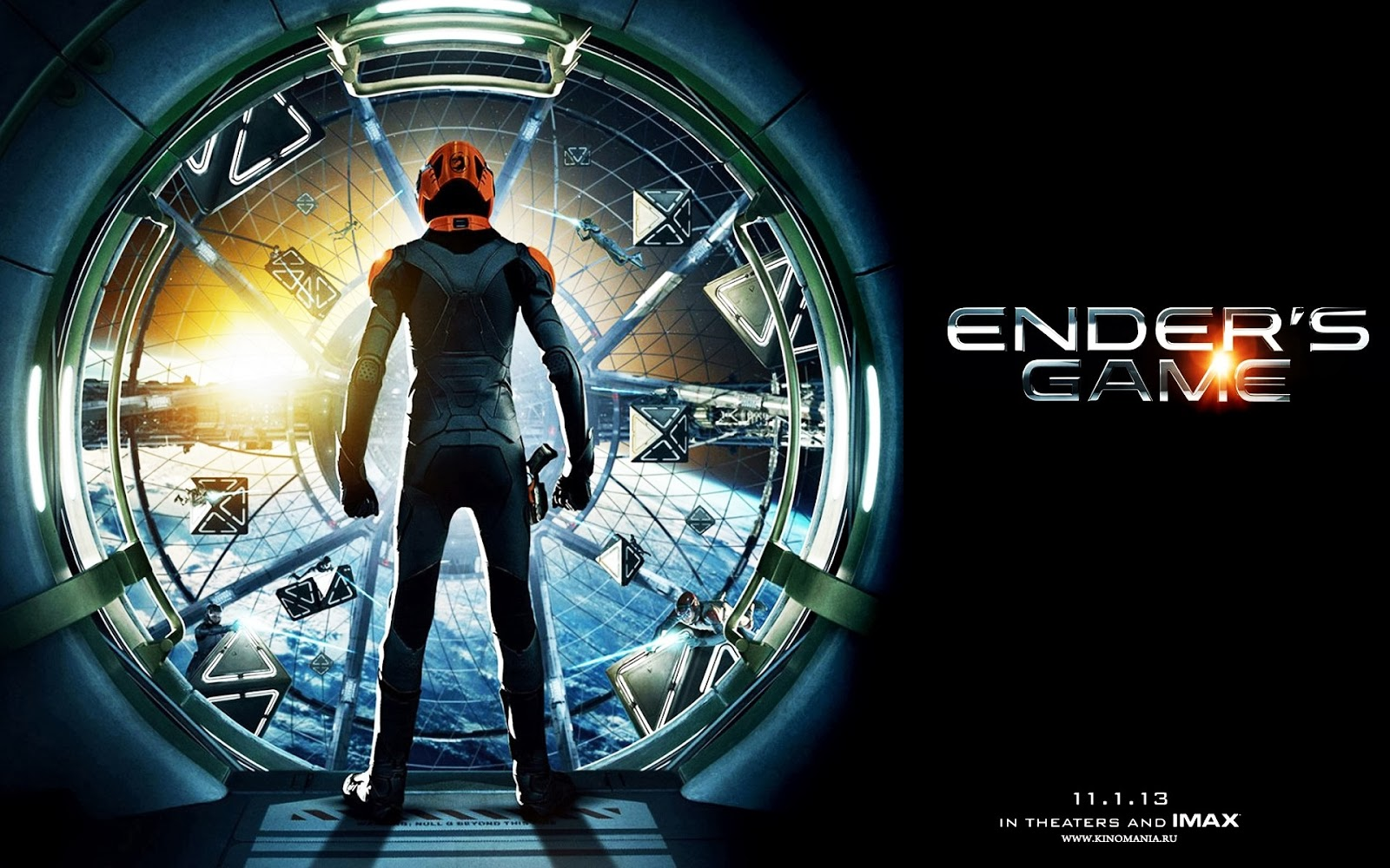 Ender's Game (2013) BluRay 720p