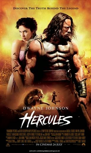 """HERCULES"" (2014) MOVIE"