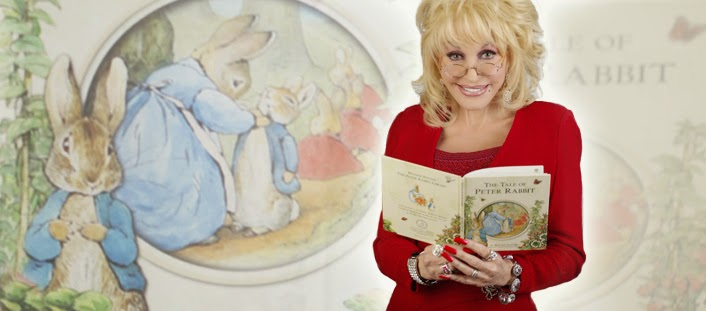 Dolly Parton's Imagination Library, UK