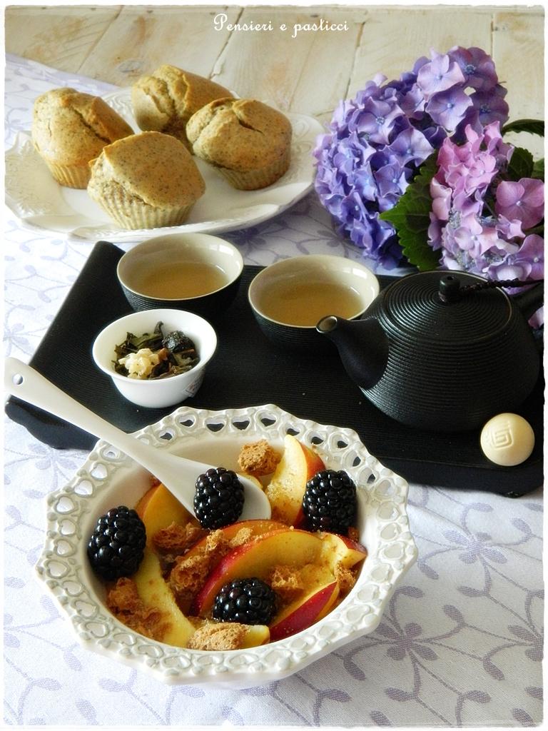 In cucina con il t una colazione dolcissima pensieri e pasticci - Cucina e pasticci ...