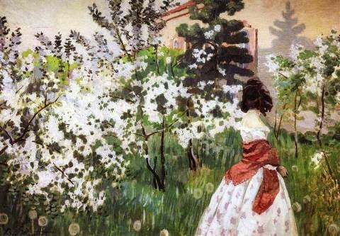 стихи русских поэтов о весне