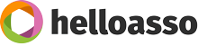 ADHÉSION & ABONNEMENT via HELLOASSO par CB sans frais (cliquez sur le logo ci-dessous)