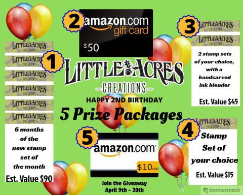 Little Acres 2nd Birthday Celebration