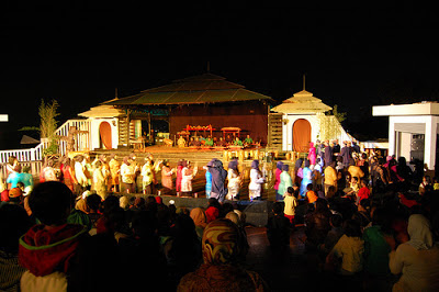 Taman Budaya Jawa Barat Sebagai Bagian Wisata Seni di Bandung