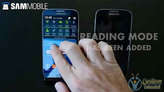 samsung galaxy s4 android 4.3 güncellemesi