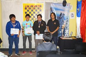 Eduardo Verastegui Marca (C.Jaque 64)  Campeon del XXIII Open Arica 2014