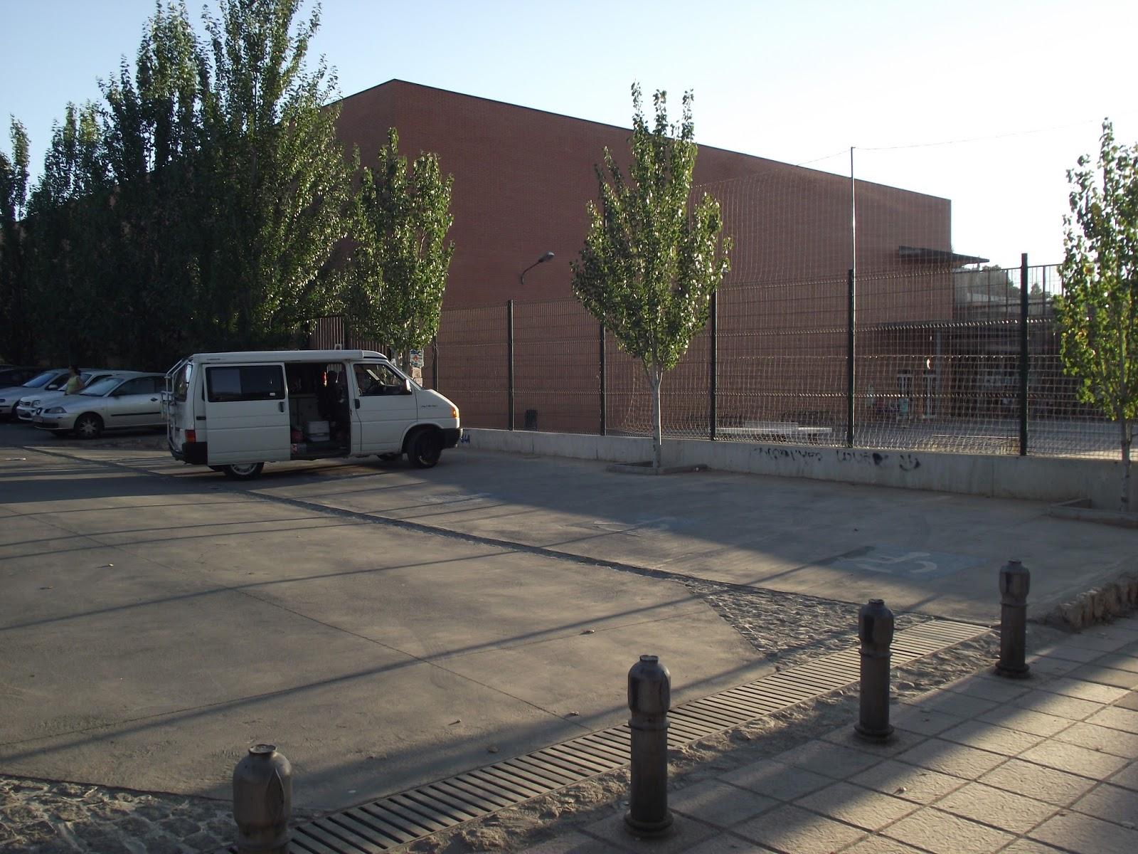 Mis Granada En Aventuras CamperAparcamientos lFKJ1cT