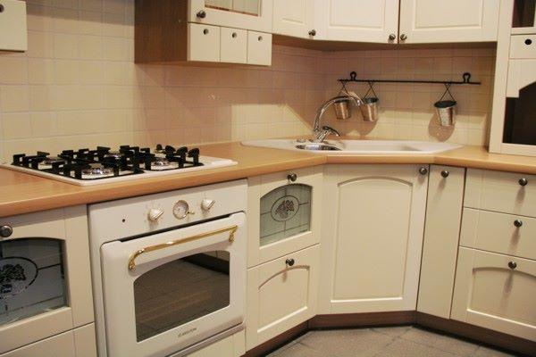 кухни фото длинные