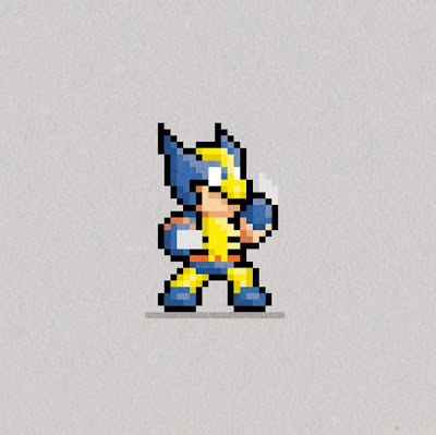 Wallpaper-Wolverine-8-bits