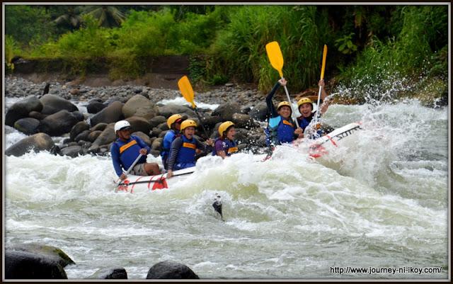 White Water Rafting Adventure CDO