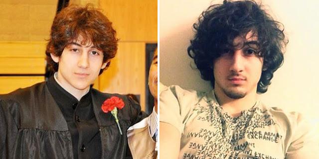 Dzhokhar Tsarnaev Pelaku bom boston