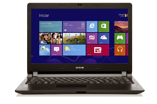 Notebook CCE Thin N325 Drivers