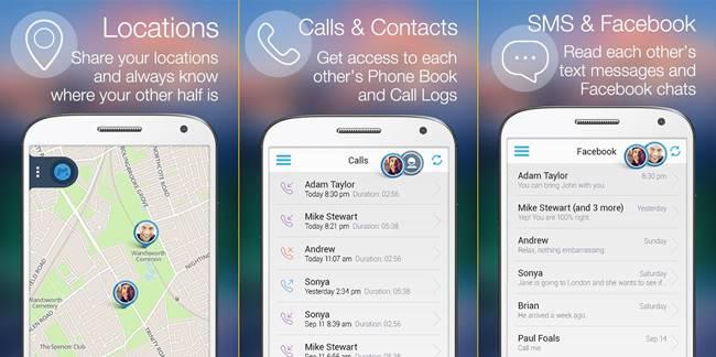 Cara mengetahui lokasi pacar pasangan dengan HP Android