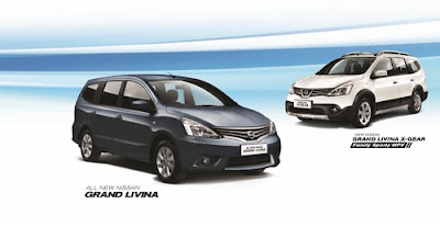 Review Mobil Nissan Grand Livina