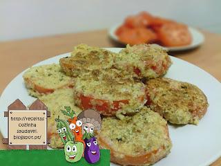 Tomates Panados