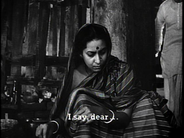 the painful tragedy in the film pather panchali song of the little road The journey is a buddy road movie with a twist: the film to encounter a film of heart-wrenching tragedy pather panchali.