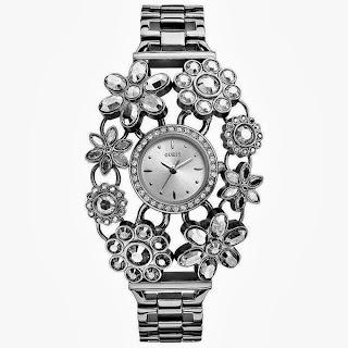 Silver Tone Watch